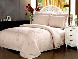 Сатин-жаккард SL Комплект постельного белья евро