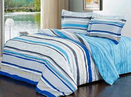 Сатин SL Комплект постельного белья евро