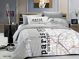 Комплект постельного белья евро