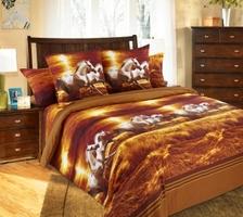 Текс Дизайн Комплект постельного белья «Аллюр 1» евро 1, 4 предмета.