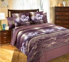 Текс Дизайн Комплект постельного белья «Аллюр 2» евро 1, 4 предмета.