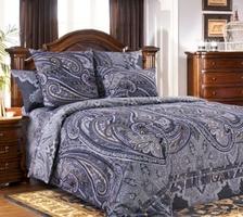Текс Дизайн Комплект постельного белья «Анкара 3» евро 1, 4 предмета.
