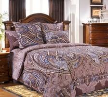 Текс Дизайн Комплект постельного белья «Анкара 1» евро 1, 4 предмета.