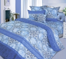 Текс Дизайн Комплект постельного белья «Артистик» евро 1, 4 предмета.