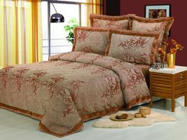 Kingsilk Комплект постельного белья 6 предметов 2-х спальный