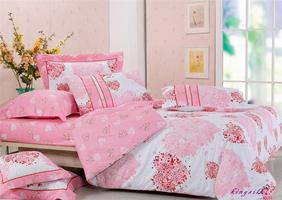 Kingsilk Комплект постельного белья полутороспальный, 4 предмета