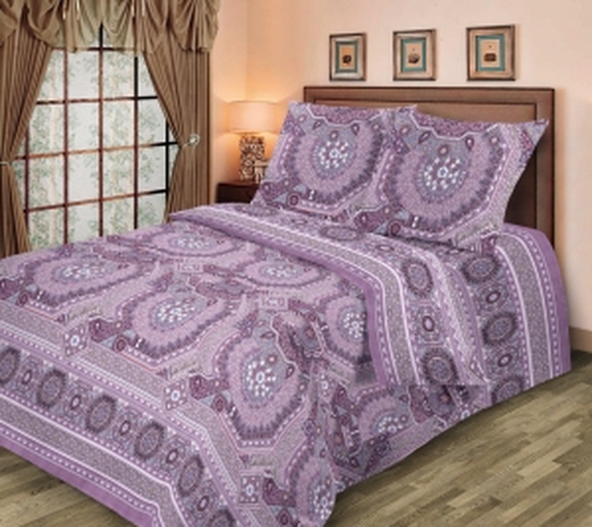 Текс Дизайн Комплект постельного белья «Баллада 3» евро, 4 предмета.