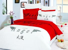 DEVIL1.5 Комплект постельного белья
