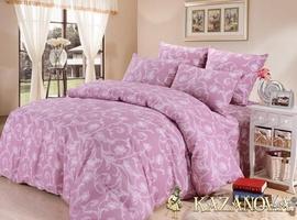 KAZANOV.A Эстелла (антика) классика Комплект постельного белья евро, 6 предметов