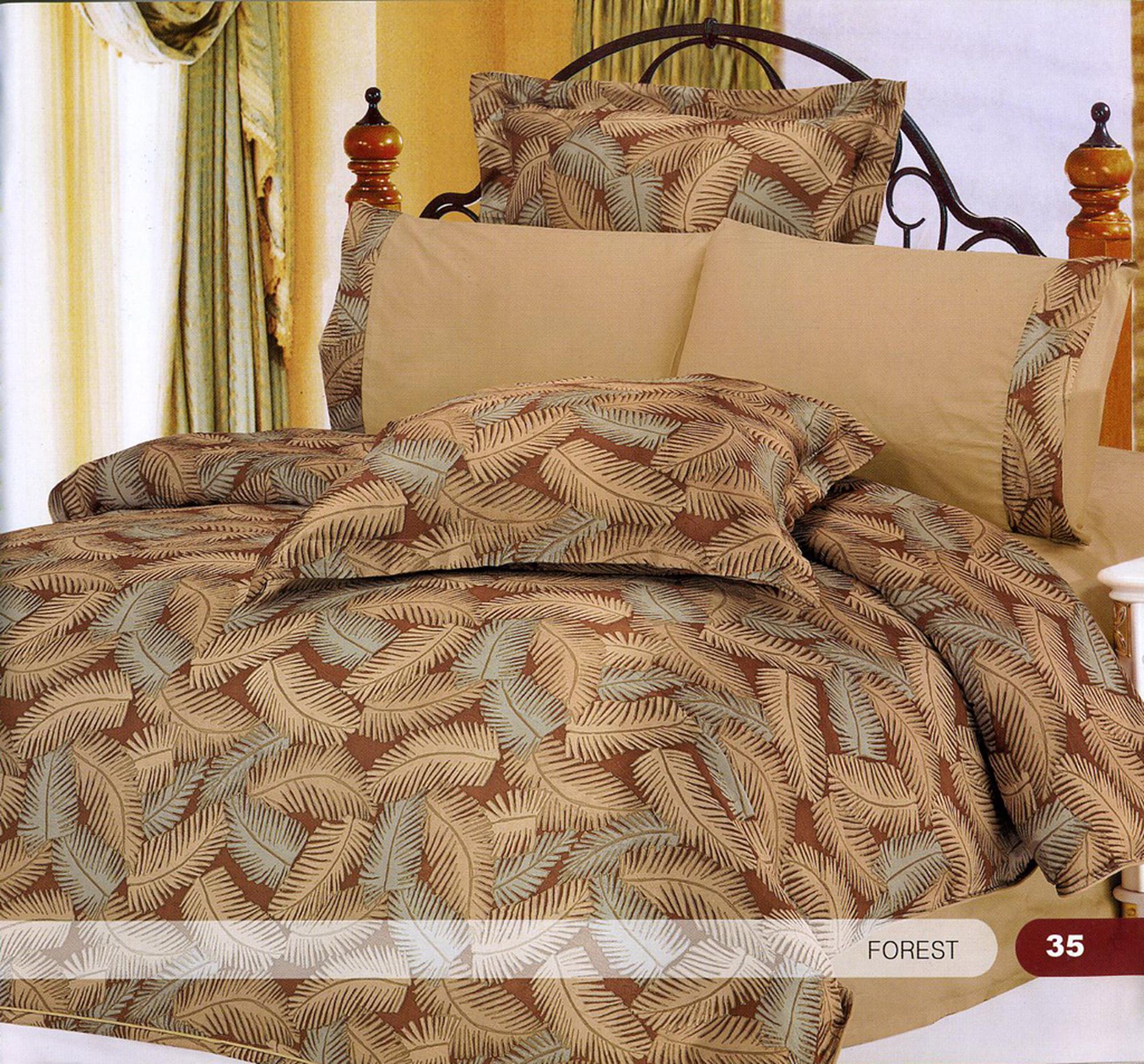 FOREST Комплект постельного белья
