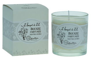 LOTHANTIQUE Ароматизированная свеча, аромат Букет лилий