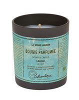LOTHANTIQUE Ароматизированная свеча, аромат Лагуна, арт. LMBGLA1