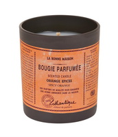 LOTHANTIQUE Ароматизированная свеча Пряный апельсин Арт. LMBGOR1