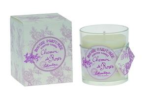 LOTHANTIQUE Ароматизированная свеча Розовый сад.