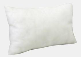 KAZANOV.A Подушка 'Белая'' (повышенной плотности), 47х67см.