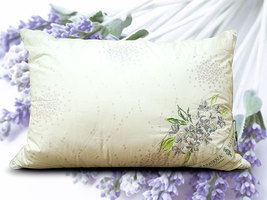 "KAZANOV.A Подушки Organic Fibers ""Provence Lavender"" 50х70см"