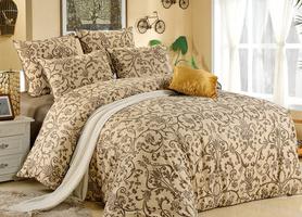 KAZANOV.A Элизар орнамент Комплект постельного белья полутороспальный, 4 предмета