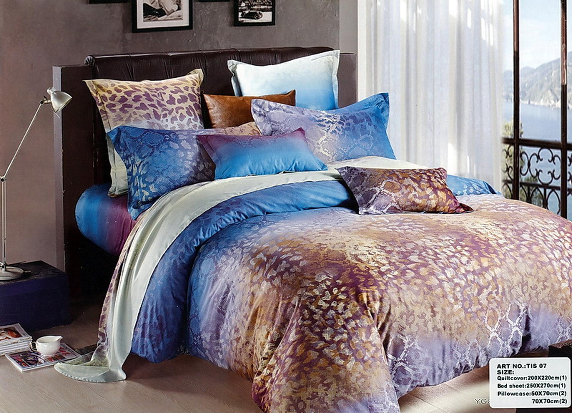 Как сделать мягким постельное белье из сатина