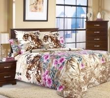 Текс Дизайн Комплект постельного белья «Великолепный» евро 1, 4 предмета.