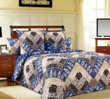 """Текс Дизайн Комплект постельного белья «Виртуоз 2"""" евро, 4 предмета."""