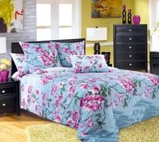 """Текс Дизайн Комплект постельного белья «Восточный колорит 4"""" евро, 4 предмета."""