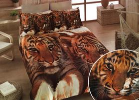 Tango 3D Digital Комплект постельного белья евро, 6 предметов